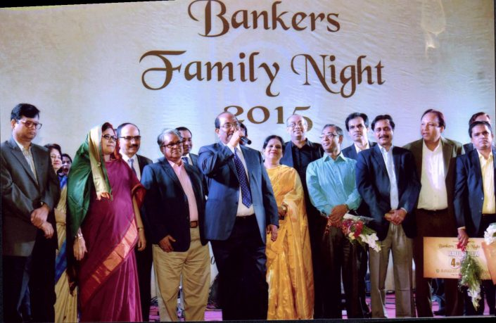Bankers Family Night 2015